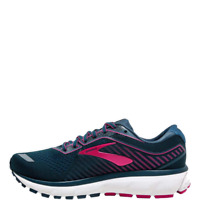 Brooks Ghost 12 Women's Running Shoes Blue Sneakers 2020 - 1203051B437