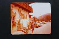 Auto Foto 1970er Oldtimer VW Käfer Bulli und andere ++++