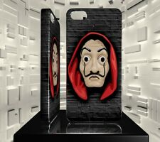 Coque rigide pour iPhone 5 5S CASA DE PAPEL DESIGN CONCEPT 04