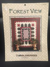 Quilt Pattern Thimbleberries By Lynette Jensen