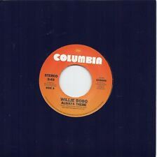 WILLIE BOBO  ALWAYS THERE  /  COMIN OVER ME  UK EXPANSION Re-Issue