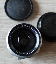 Objektiv Flektogon 2,8/35 von Carl Zeiss Jena für Praktina