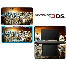 Vinyl Skin Decal Cover for Nintendo 3DS - Star Wars Clone Wars Trooper