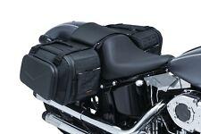 Kuryakyn 5293 XKursion XB Fast Lane Saddlebags Over or Under Motorcycle Seat NEW