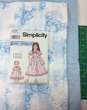 Daisy Kingdom Disney Pooh For Simplicity 9598 Girls 5-8