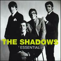 THE SHADOWS - ESSENTIAL CD ~ GREATEST HITS~BEST OF ( HANK MARVIN ) GUITAR *NEW*