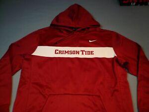 Nike Alabama Crimson Tide Seismic EXTRA LARGE BRAND NEW Hoodie Bama Roll Tide XL