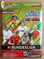 Topps Match Attax Starterpack Bundesliga  Saison 2020/21 Neu/OVP