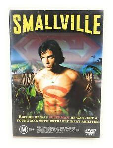 Smallville (DVD, 2001) Tom Welling Region 4 Free Postage