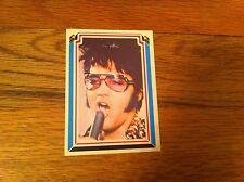 1978 ELVIS PRESLEY Non-Sport Trading Card #52 Rock & Roll Legend Vintage Classic