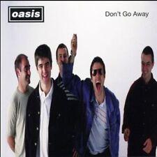 OASIS - CD PROMO - DON'T GO AWAY - 1997 - RARE !!