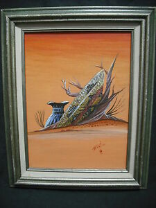New Mexico still life painting by B Ration