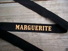 RUBAN LEGENDE MARINE :   MARGUERITE