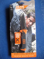 Gerber Bear Grylls Scout Outdoor Survival Einhandmesser Taschenmesser NEU 177112