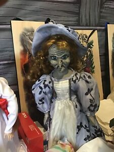 Witchy Poo Custom Made Doll