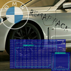 BMW | Tuning ECU Stage 1 + Stage 2 Galletto Kess Mpps Pack Remap Chiptuning file
