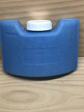 Vintage Igloo Cooler OEM Playmate Canteen Refreeze Ice Pack Water Bottle Clean