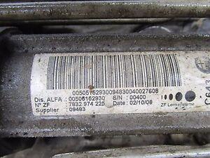 ALFA ROMEO 159 GENUINE POWER STEERING RACK 55155293