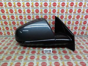 2010-2012 CADILLAC SRX PASSENGER RIGHT SIDE VIEW POWER HEATED DOOR MIRROR OEM