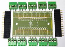 Arduino Nano 3 expansión terminal adaptador Board módulo Kit