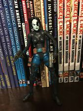 MARVEL LEGENDS DOMINO Action Figure of the X-Men Loose Hasbro (X-FORCE) w/ guns