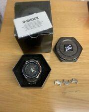 Casio Men's G-Shock steel Radio Controlled Watch vgc
