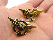 Strategic Scientific Reserve lapel SSR Pin Captain America Agent Carter Badge