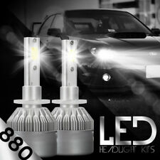 XENTEC LED HID Foglight Conversion kit 885 6000K for 1994-1996 Dodge Stealth