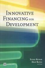 Innovativer Entwicklungsfinanzierung von Dilip Ratha und suhas Ketkar (2008,...