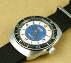 Josmar Swiss Made Diver Vintage Mechanical Hand Winding Watch New Old Stock