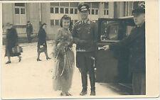 Foto-Offizier Luftwaffe Dolch-Braut  2.WK (884)
