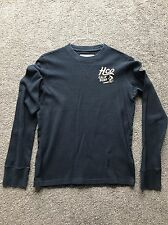Hollister Long Sleeve Crew Top - Small