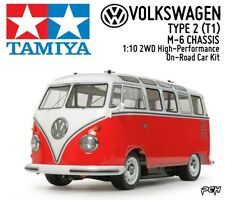 TAMIYA 1:10 VOLKSWAGEN TYPE 2 (T1) M-06 CHASSIS 2WD On-Road Car TAM58668