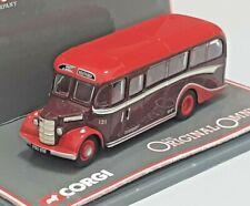 CORGI ORIGINAL OMNIBUS - BEDFORD OB - HANTS & SUSSEX 60TH - MINT & BOXED