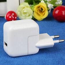 10W USB 1Port AC For Apple iPad 1/2/3 EU Plug Wall Power Supply Charger Adapters