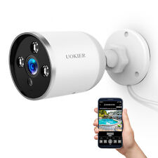 Outdoor Security Camera WiFi Surveillance System 1080P Camera Motion Detection