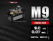 Servo RC Power HD M9 scala 1/12 Brushless 9kg/0.07sec @ 7.4v HD-M9