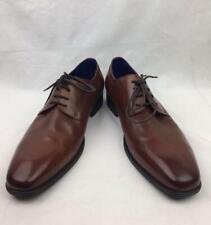 Steve Madden Men's Easton Leather Dress Plain Toe Oxford  sz 9,5 M