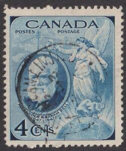 CANADA  1947  4c Good Used    (P164)