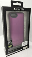 Mophie Juice Pack Helium iPhone 5 5s iPhone SE Charger Case Metallic Purple NEW