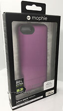 Mophie Juice Pack Helium Battery Case for iPhone 5 iPhone 5s SE -Metallic Purple