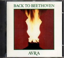 AURA - BACK TO BEETHOVEN - CD ( COME NUOVO)