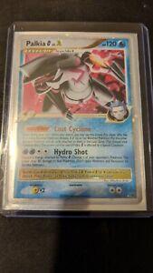 Palkia G LV.X 125/127 LP condition - Pokemon Platinum base set 2009