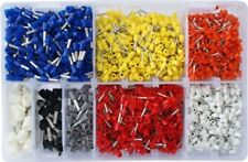 Cord Ends Ferrules Bootlace (German) 0.5mm-10.0mm Assorted Box QTY 2600 AT88