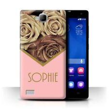 Fundas y carcasas Para Huawei Honor 7 color principal oro para teléfonos móviles y PDAs Huawei