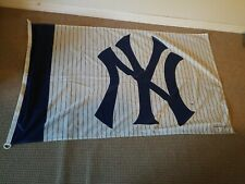 New listing New York Yankees WinCraft Ny Logo 3' x 5' Pinstripes Deluxe Flag - Judge Stanton