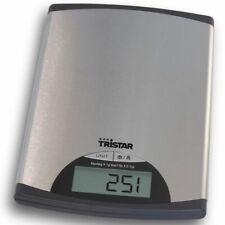 Tristar keukenweegschaal 5 kg keuken weegschaal weegschaal digitaal digitale