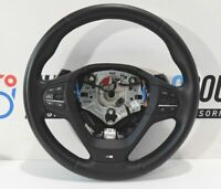 BMW SPORTS Cuir Pilotage Zaime M F25 F26 X3 X4 Volant Sport Lederl Vibration