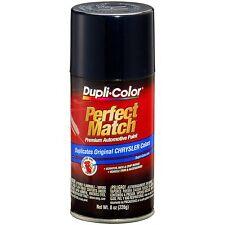 Duplicolor BCC0406 For Chrysler Code PBW Sapphire Blue 8 oz Aerosol Spray Paint