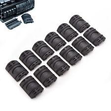 Rail Cover für Weaver/Picatinny Schienen in Schwarz Black Handguard Rubber